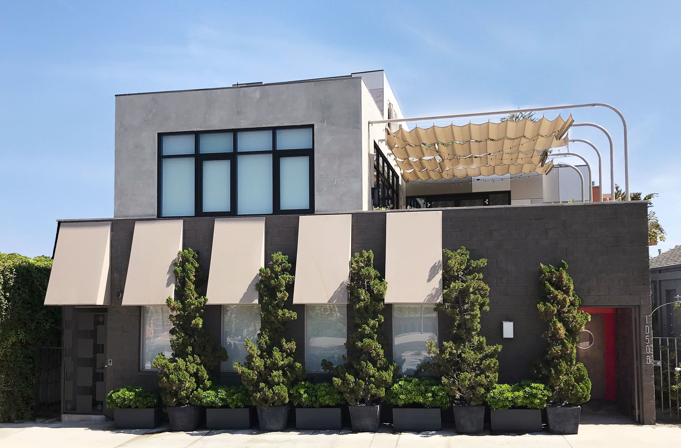 Venue 66    Century City, our previous catering kitchen/home