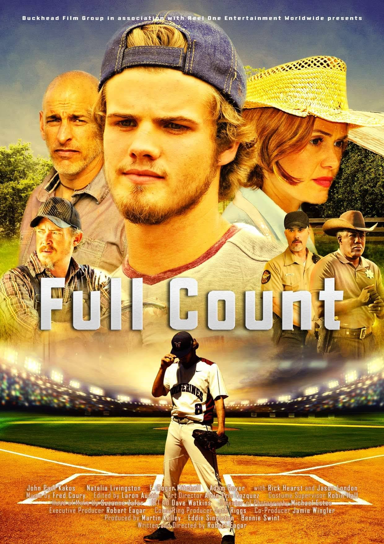 "Coming Soon - Full Count.Thrilled to announce ""cast and crew"" screening for our latest feature film ""Full Count"" will be held Wed Feb 6th at 7:00pm in Atlanta, Georgia.This screening is restricted / limited press & media passes."