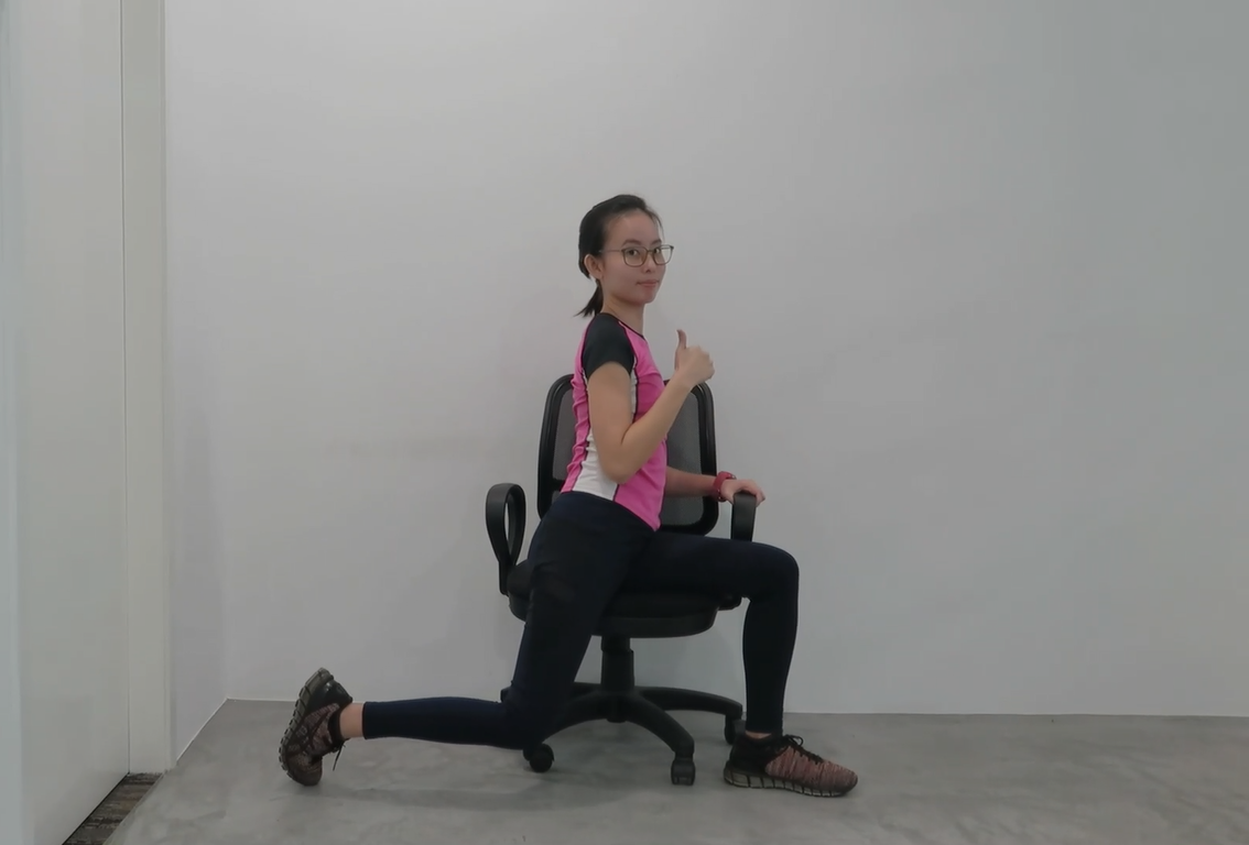 5 Stretches To Do At Your Desk - 31 July 2019
