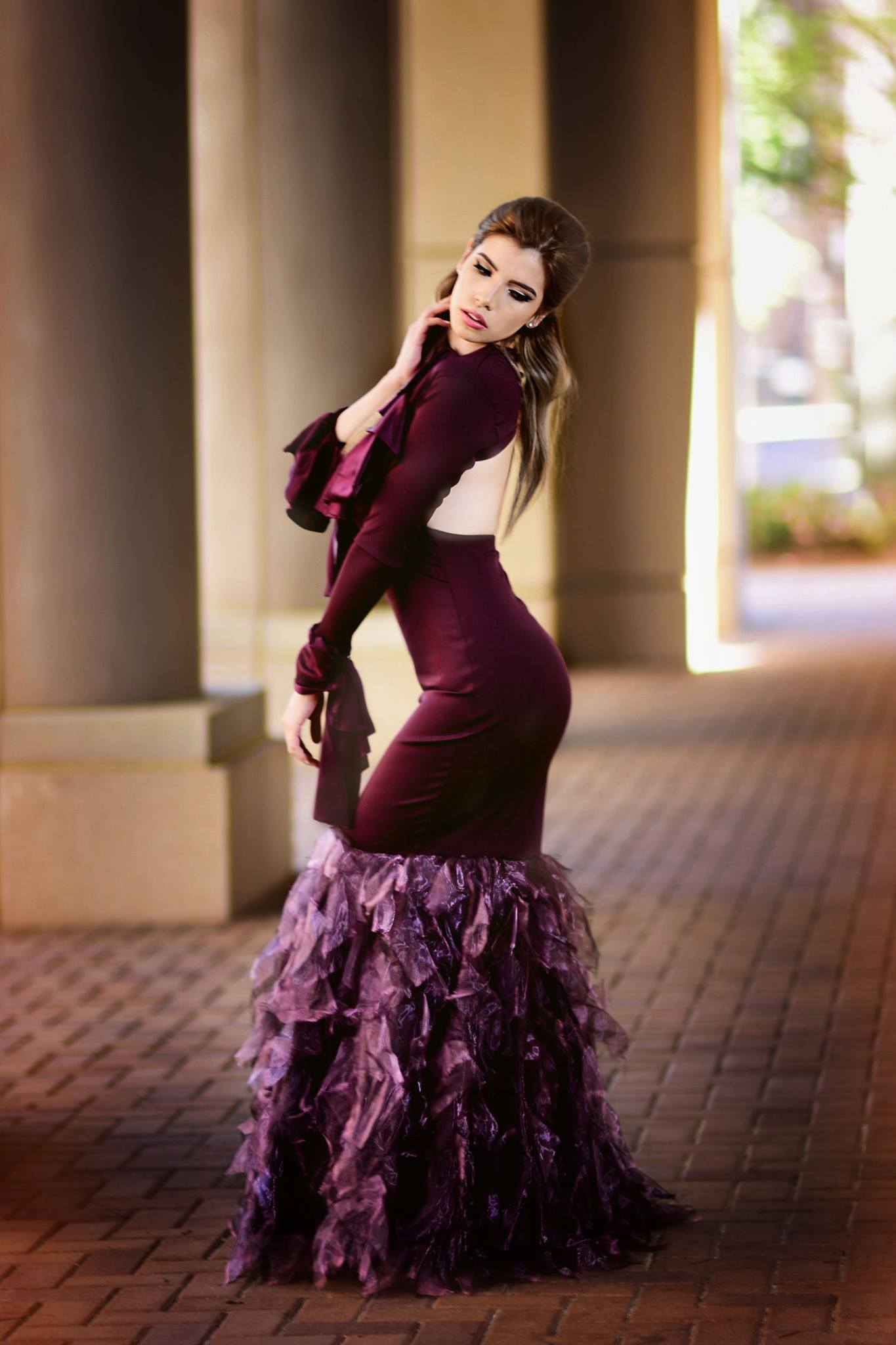 Photographer: Olivia Garcia  Model: Pamella Botero