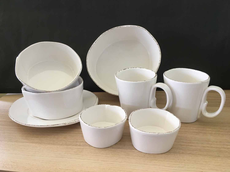Italian Ceramics baske