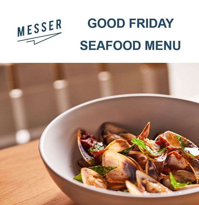 Easter long weekend is fast approaching and on Good Friday (19th April), we will be doing a 5-course Seafood Menu for $80pp. For more details, please visit our website to view the full menu and to make a reservation online.