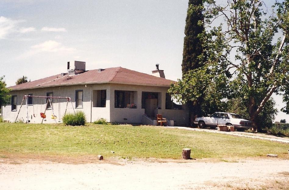 Joe Rogers' Farmhouse