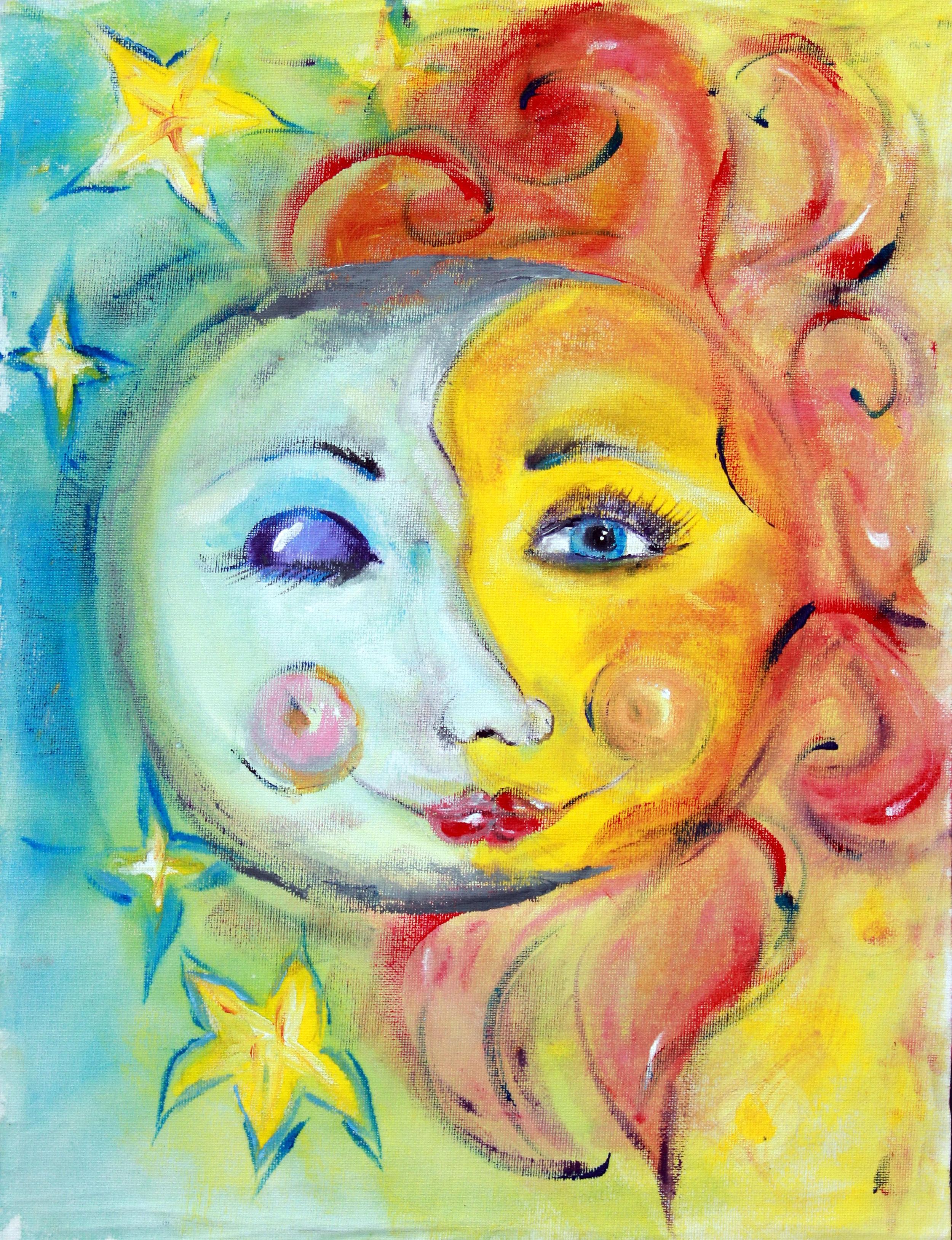 5) Moon/Sun