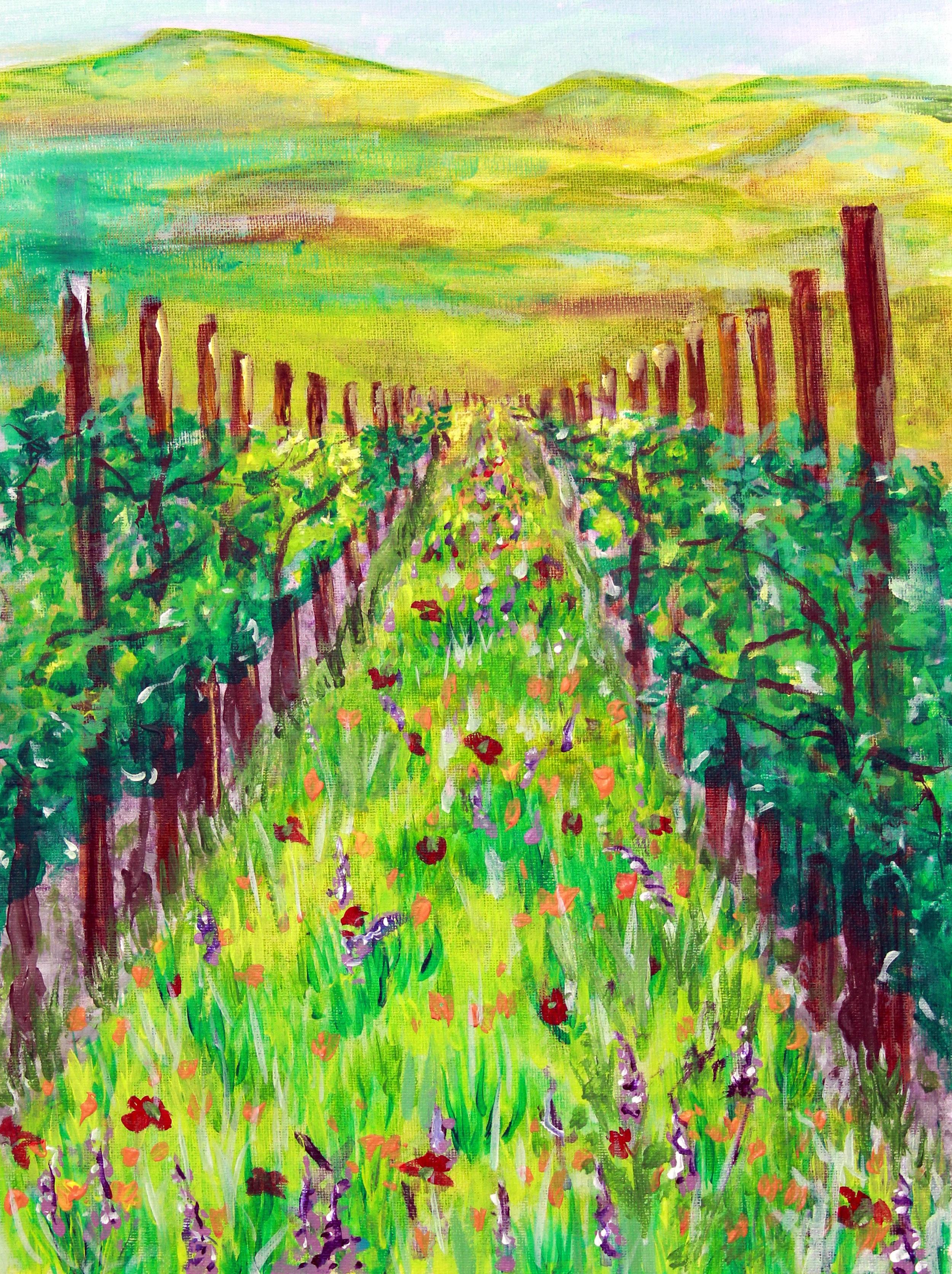 4) Orchard