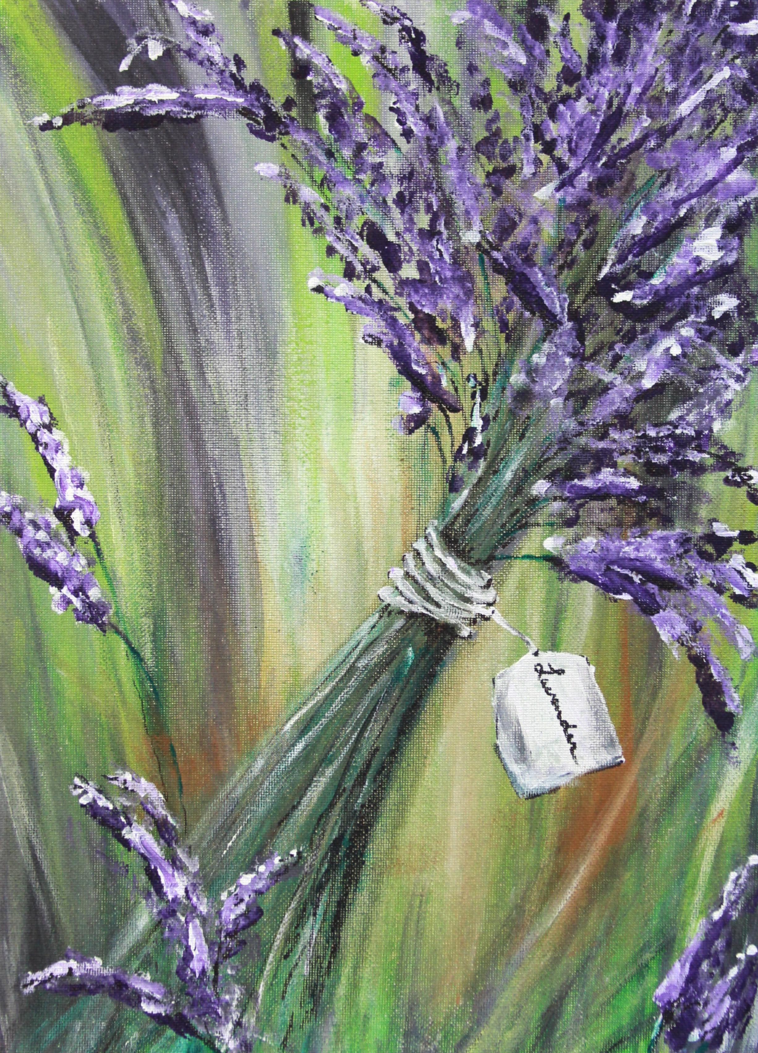 11) Lavender
