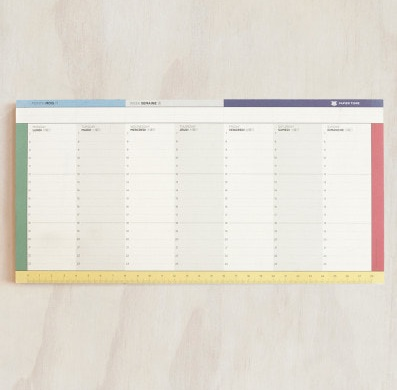 Life hack # 4 - Timetable your workouts, schedule them in your diary as recurring appointments and stick to them.