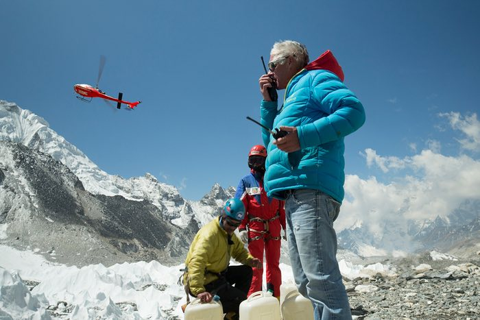 Sherpa: Trouble On Everest - 2014DIRECTOR: JENNIFER PEEDOM DP: HUGH MILLERPRODUCER: BRIDGET IKEN PRODUCTION COMPANY: FELIX MEDIAFORMAT: ALEXA / RED EPIC