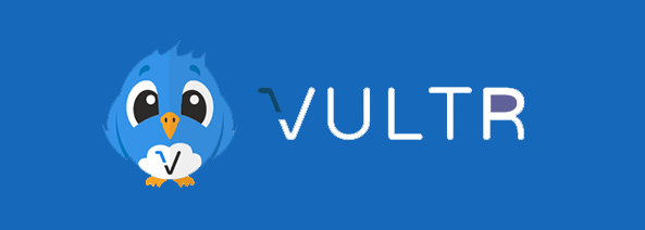 Sign up for vultr VPS hosting