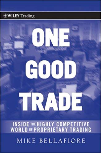 One Good Trade - A proprietary trading firm consists of a group of professionalswho trade the capital of the firm. Their income and livelihood isgenerated solely from their ability to take profits consistentlyout of the markets. The world of prop trading is mentally andemotionally challenging, but offers substantial rewards to theselect few who can master this craft called trading.
