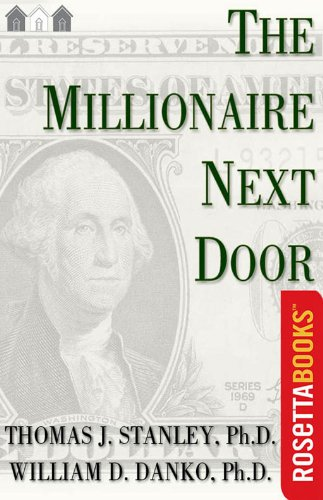 The Millinaire Next Door - This book changed my life!  I went from always driving a new car to instead, investing that $400 to $600 a month car payment in my future instead of lining the pockets of my local car dealer.