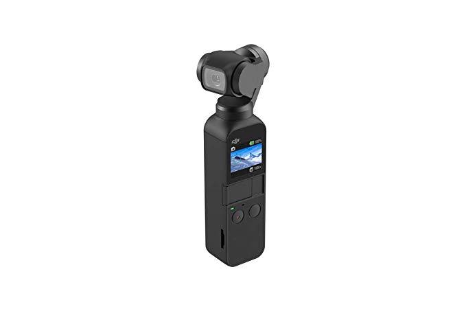DJI osmo pocket - By far the BEST pocket sized 4k camera with gimble! Amazing!