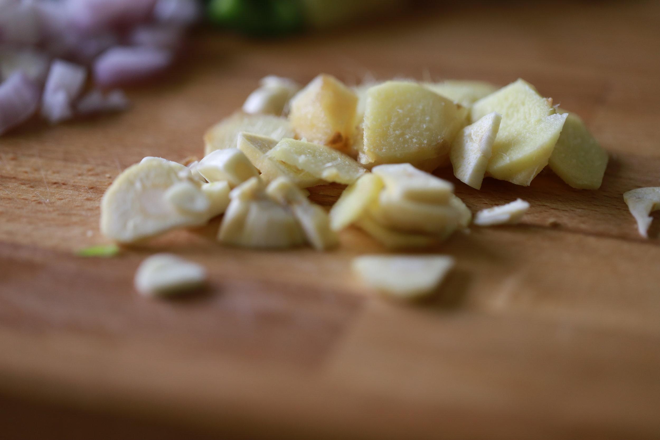 cut ginger ad garlic.JPG