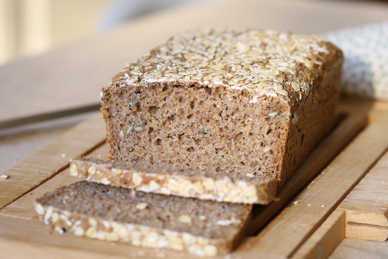 خبز دقيق القمح الكامل مناسب لمرضى السكري Maha Skitchensecrets
