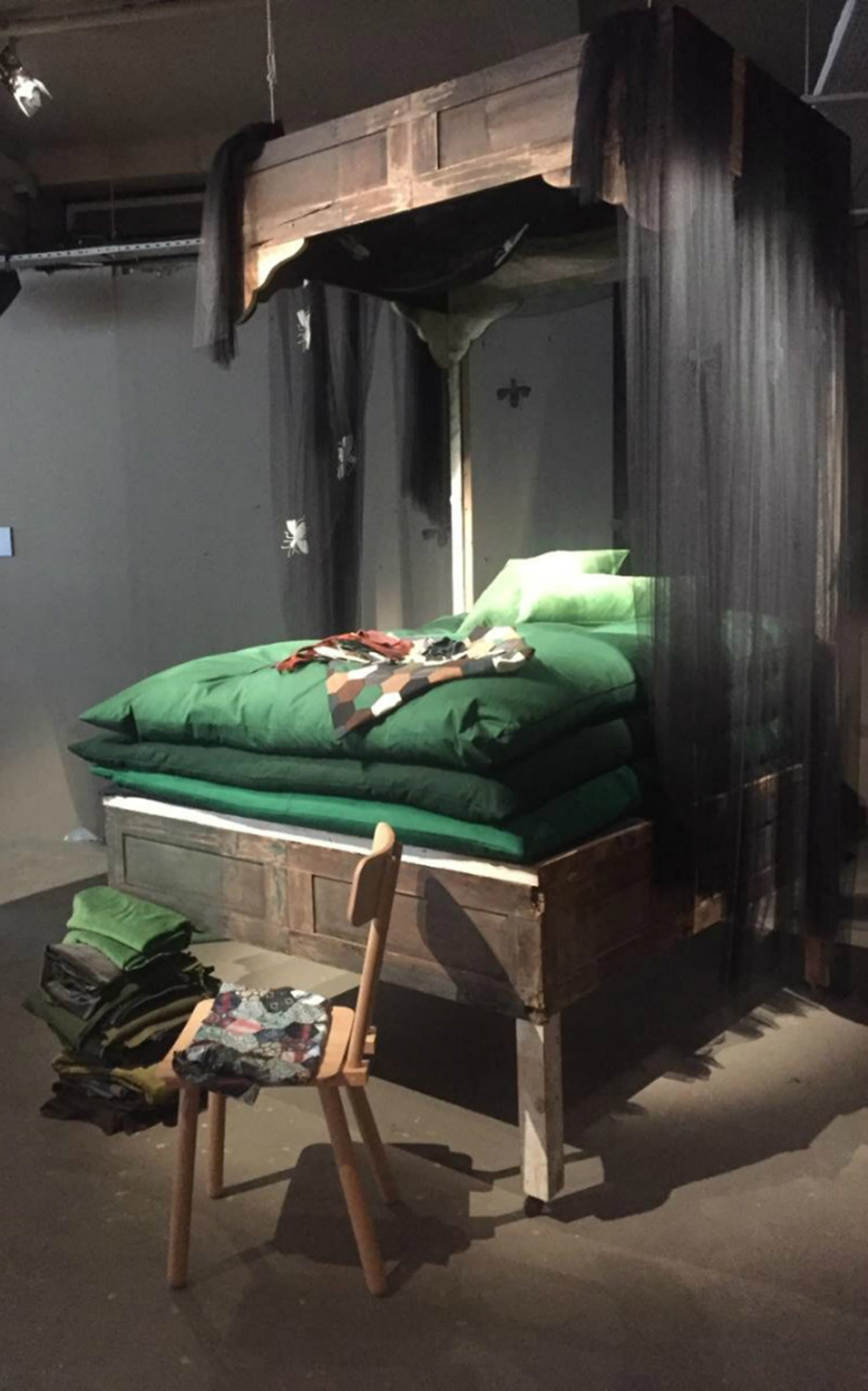 Aimee Betts-Burberry Bee-Burberry Bed-Makers House-The New Craftsmen.jpg