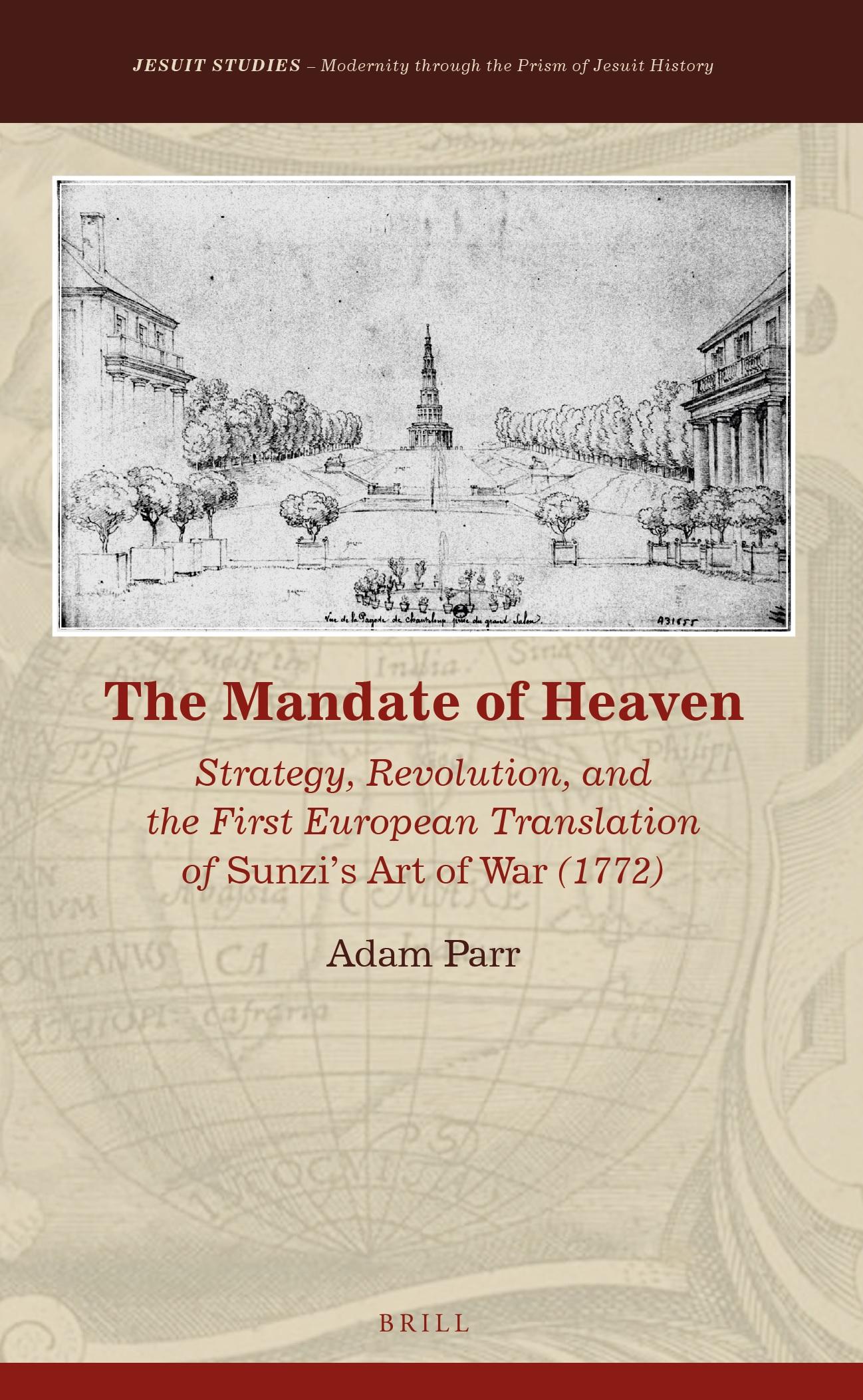 Adam Parr The Mandate of Heaven Brill 2019.jpg