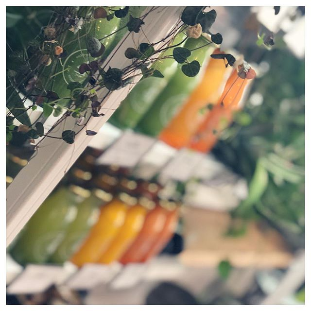 """""""Not just the best coffee in Leeds.."""" Health treats, fresh juices and superfood smoothies.. ♥️"""