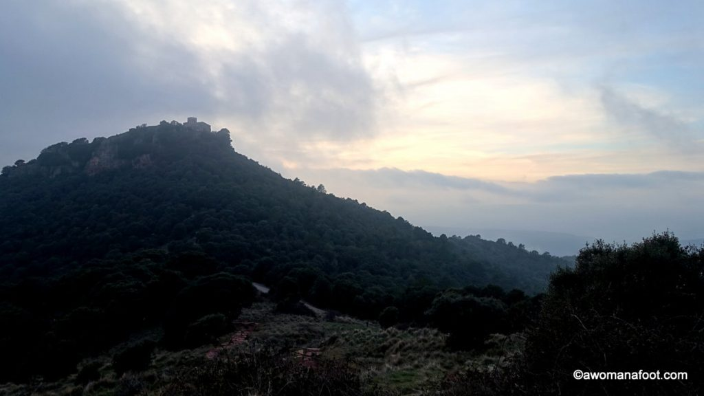 Fall in love with Catalonia! Go hiking in Park Montseny, a true natural gem just outside of Barcelona! Best hiking destinations in Europe | Hiking trails in Spain | #GR5 | Long-distance hiking trails in Europe | What to do in Catalonia | Hiking near Barcelona | #hiking #Catalonia #Spain #solo #Barcelona | awomanafoot.com