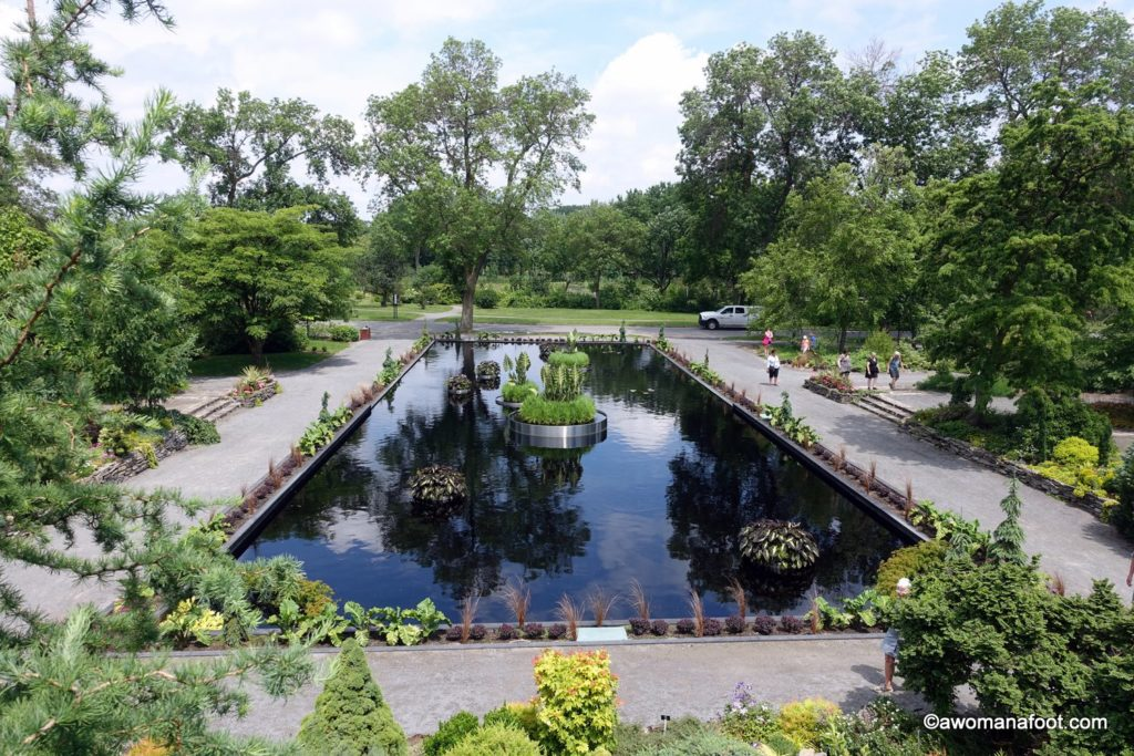 Montreal's Botanical Garden is one of the city's main attractions. Grab comfy shoes, snacks and a camera for a lovely day among stunning flora! Quebec | Canada | Must-see | Canadian travel | Unusual attractions | awomanafoot.com