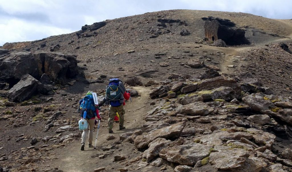 How to pack your hiking backpack to ensure comfort and safety. | #hiking | #backpacking | #camping | #hikingtips | backpack packing | #hiking101 | hiking tips | awomanafoot.com