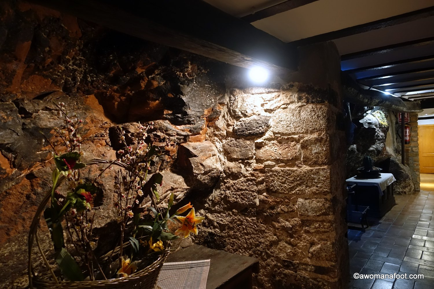 Looking for an unusual place, full of charm, history, and mystery? Make sure you visit El Puig de la Balma in Catalonia, Spain! #Spain | #Catalonia | #travel | #solo | #hotel | #review | awomanafoot.com