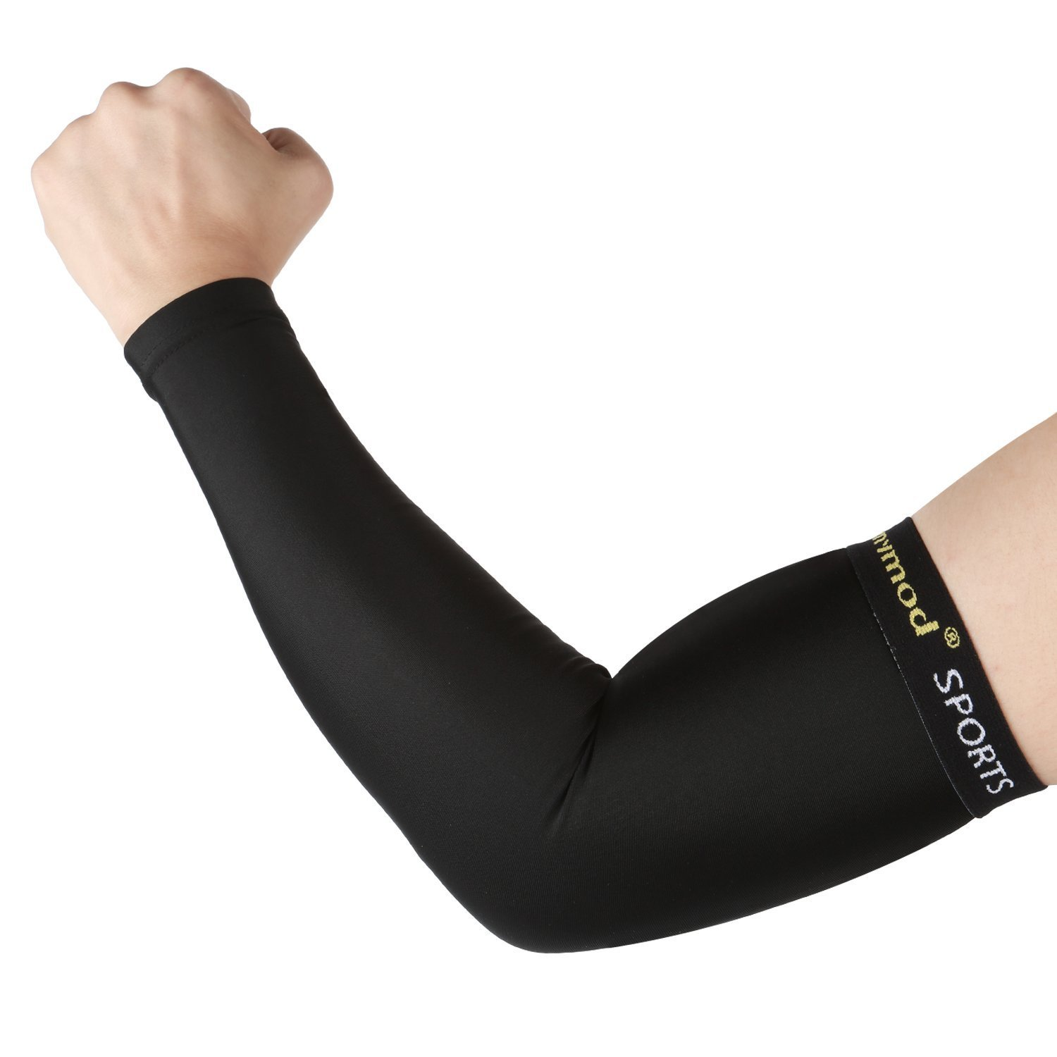 Shinymod sun protection sleeves - Hikes often take hours in very sunny and hot climates. Simply using creams with filters might be not enough. Those sleeves (or gloves) not only protect from the UV but also from the heat itself.
