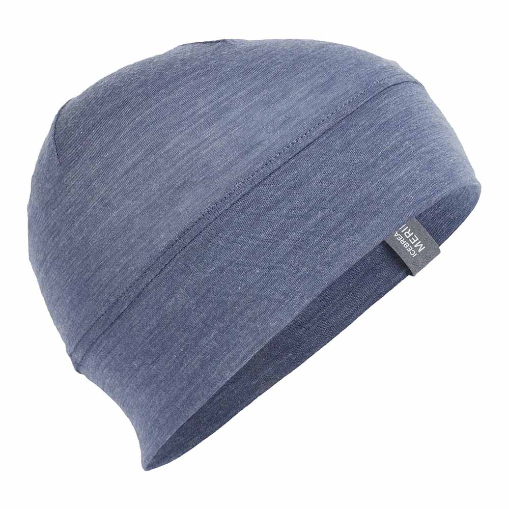 Icebreaker Merino Beanie - Small, light and will fit everywhere providing warmth for cool mornings hikes or windy walks by the sea. It fits in any backpack or jacket's pocket.