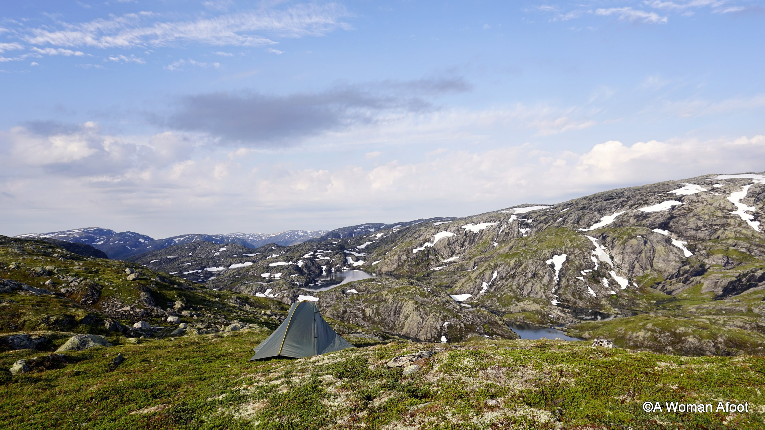 Conquer Your Fears and Love Camping Solo with those 15 awesome tips! Check what how to prepare and what to take for your first solo (wild) camping adventure! Guide to solo camping and hiking for women. awomanafoot.com | female solo hiking | camping tips | trekking | camping for women |#camping #solo #CampingSolo #CampingTips #Camping101 #CampingGear #CampingEssentials
