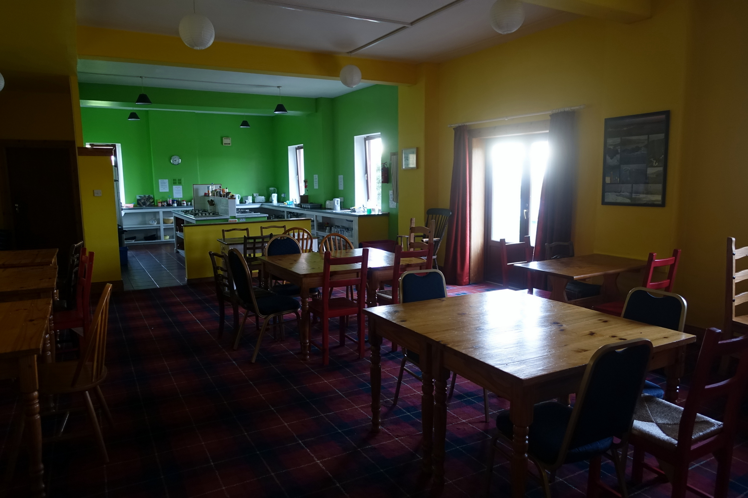 camping isle of skye flodigarry hikers accommodation