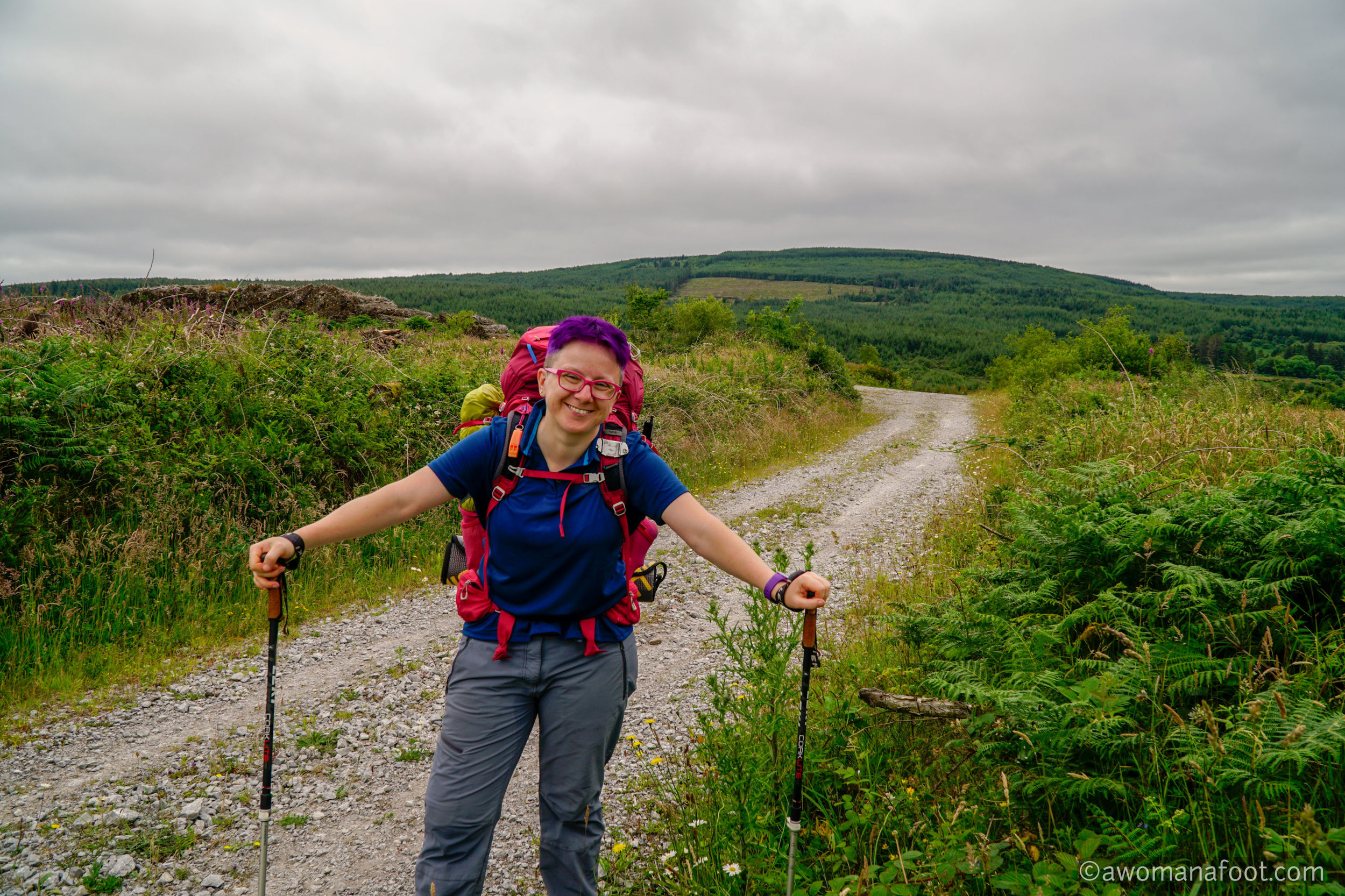 Gregory Maven backpack review hiking gear for women