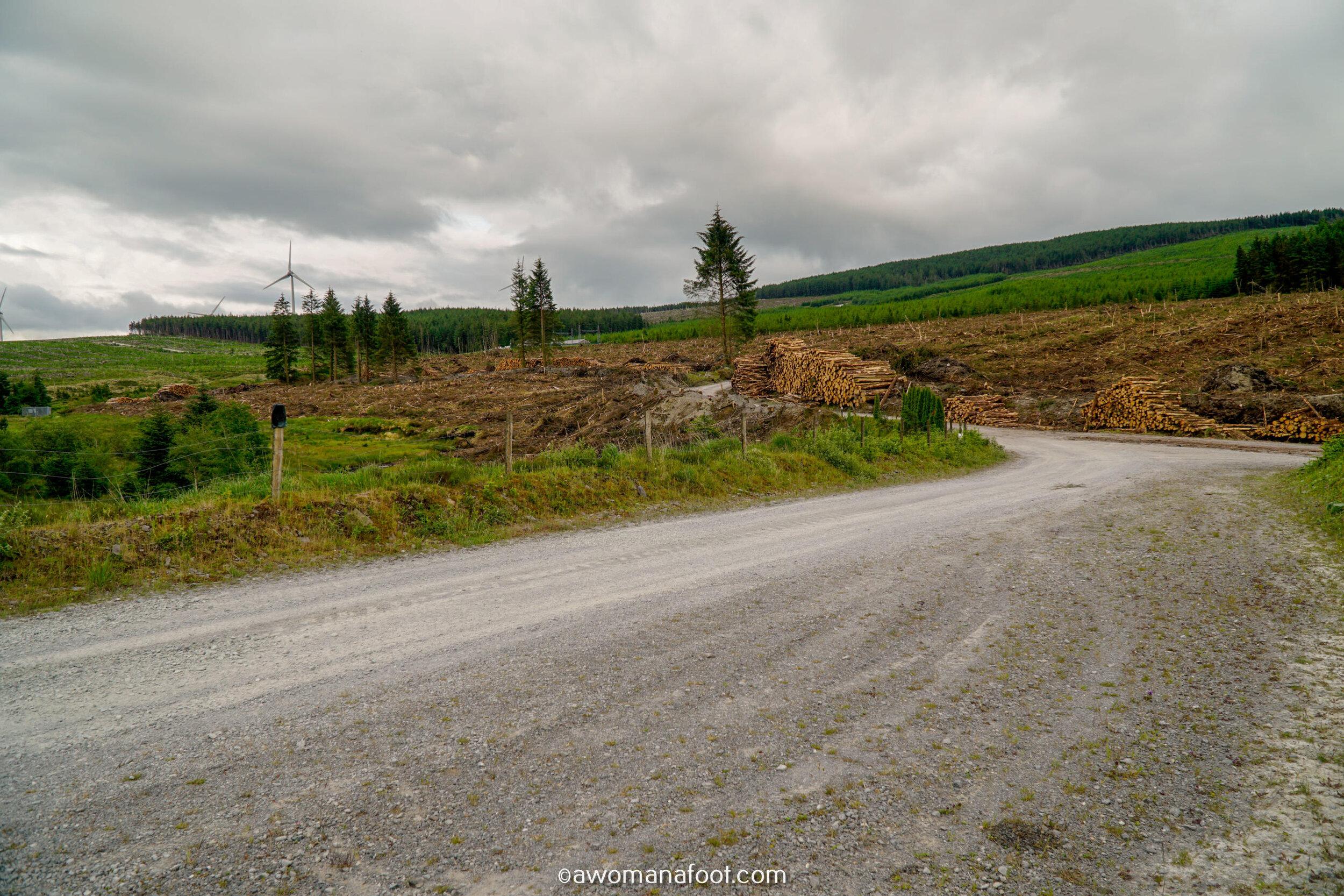 Hiking Solo Sli Gaeltacht Mhuscrai Mallow Ballyvourney208.jpg