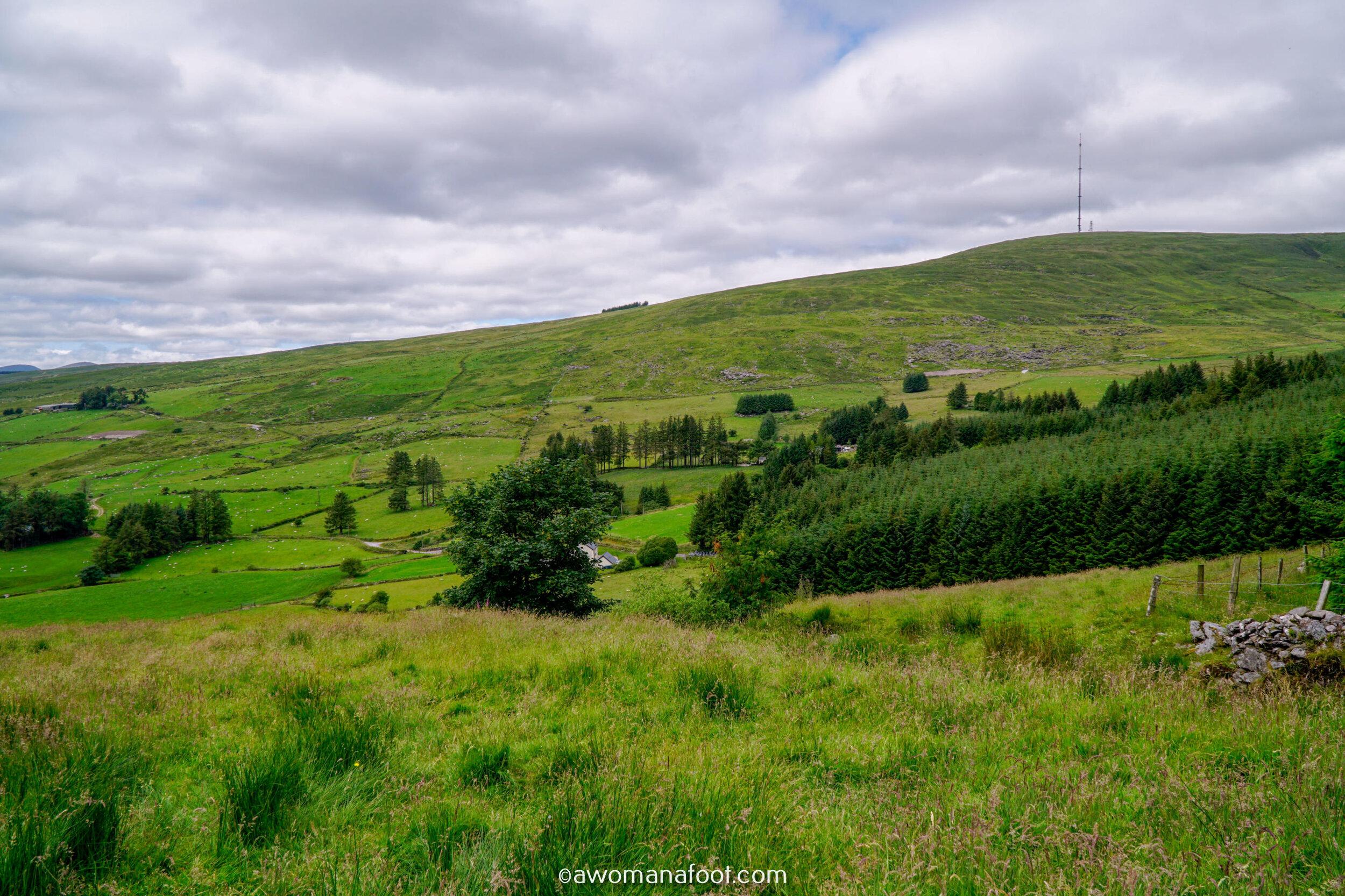 Hiking Ireland Solo Sli Gaeltacht Mhuscrai Millstreet Ballyvourney323.jpg