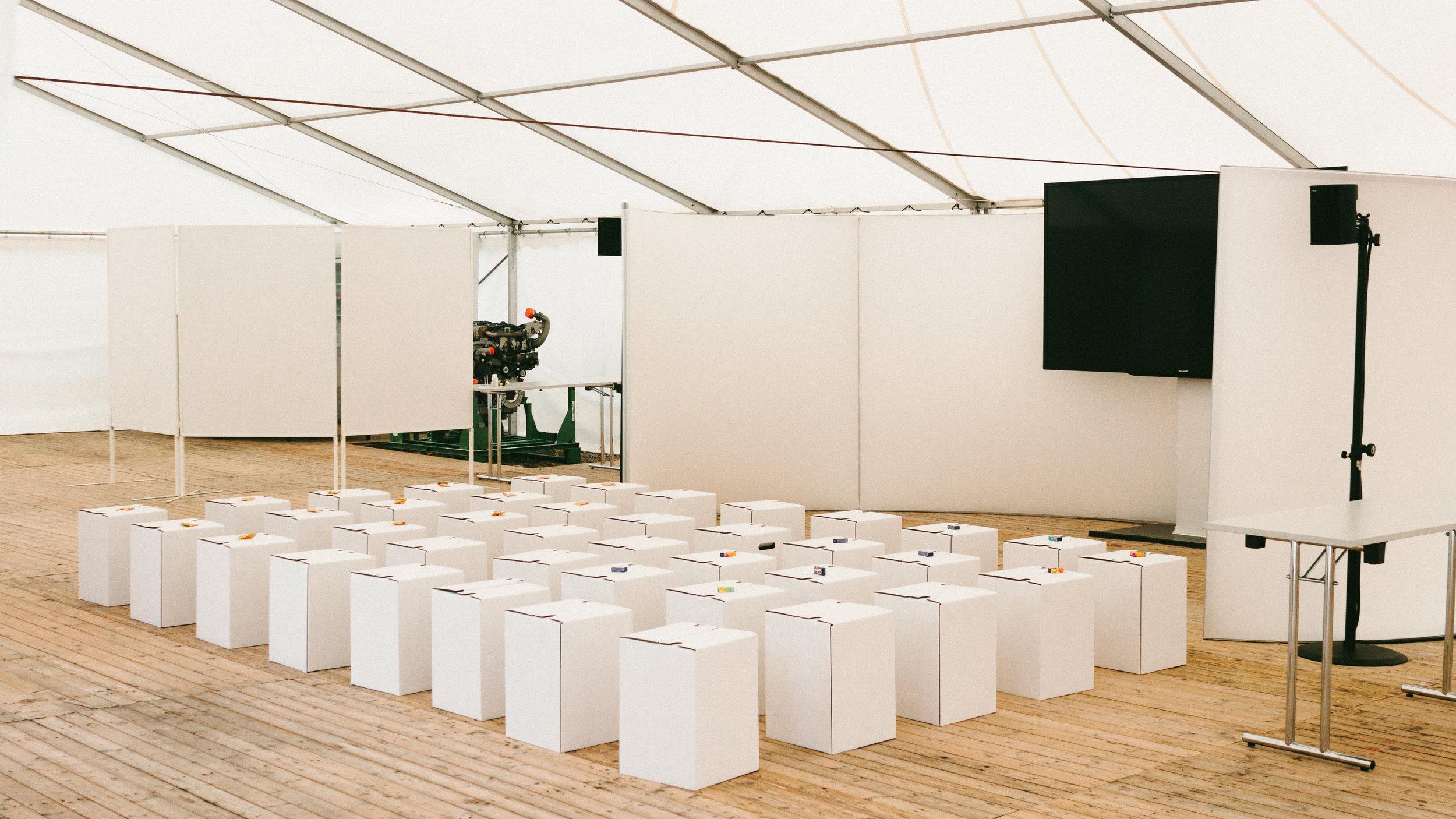 Workshop-Raum