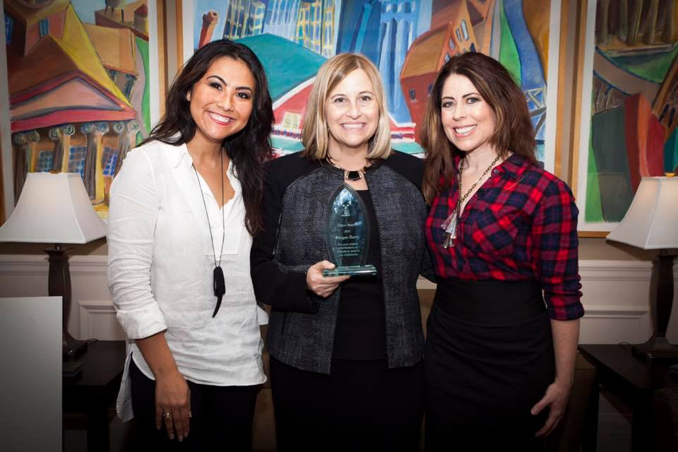 Mayor Megan Barry: 2015 Chico Award Recipient