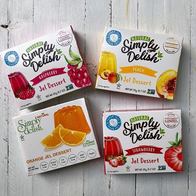 Summer isn't summer without a little Jel-lo 🍓 Don't worry, we have a healthier option 🍑 Try @SimplyDelishNatural's Jel Dessert 🍊 in stock in a variety of favorites 👍 . . . . #honesdale #honesdalepa #northeastpa #nepa #sullivancountyny #hawleypa #narrowsburgny #waymartpa #callicoonny #waynecountypa #pikecountypa #beachlakepa #damascuspa #shoholapa #healthfoodstore #organicmarket #naturalmarket #shoplocally #honesdaleeats #nepaeats #hellohonesdale #eathealthyfood #eathealthybehealthy #healthydesserts #jellotime