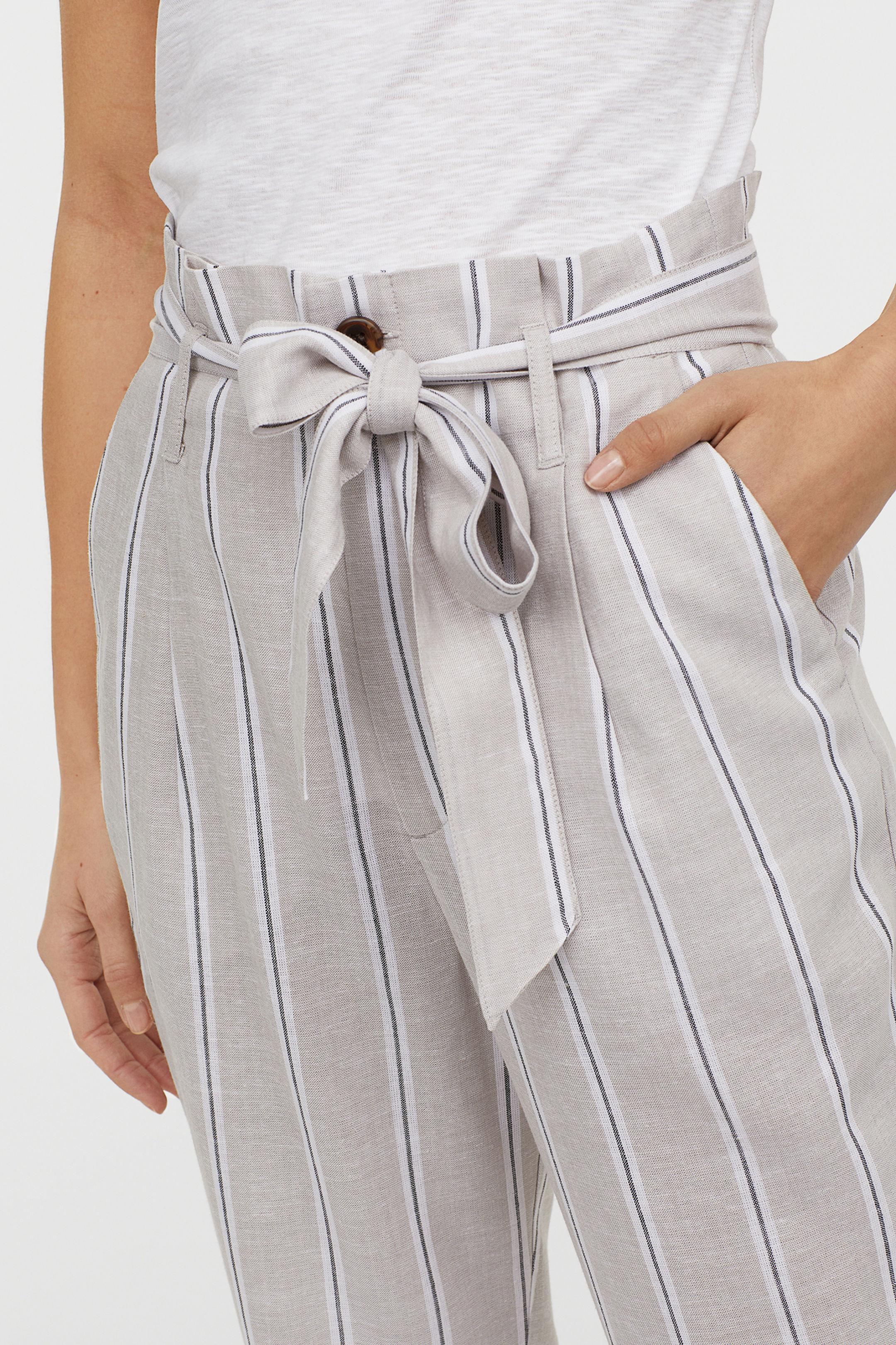 Paper Bag Pants