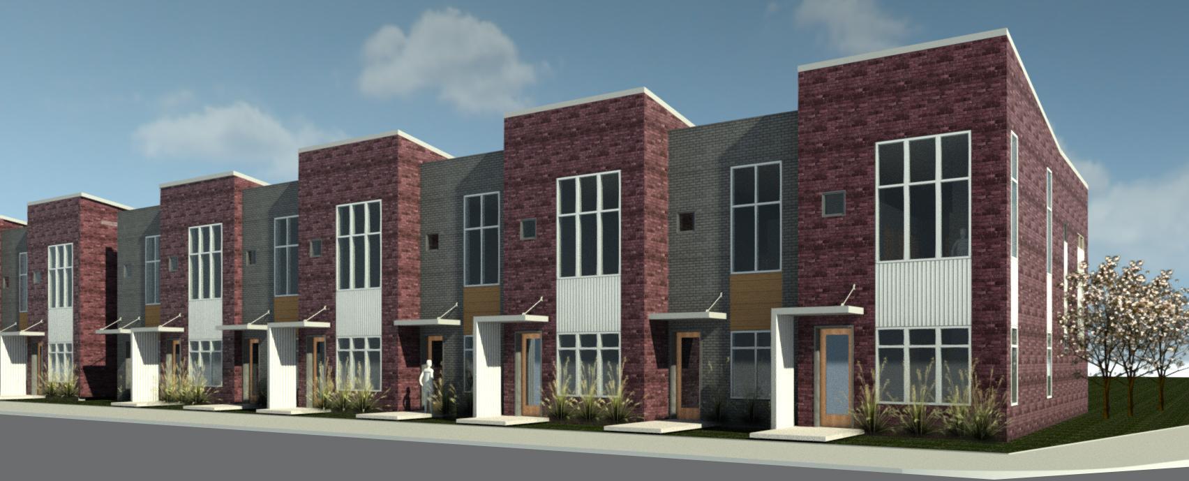 Apartment PCA Architecture