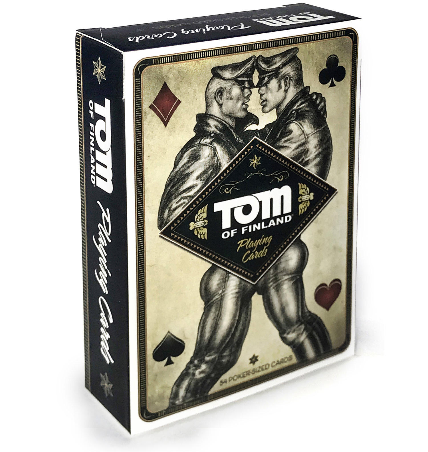 Tom of finland playing cards box.jpg