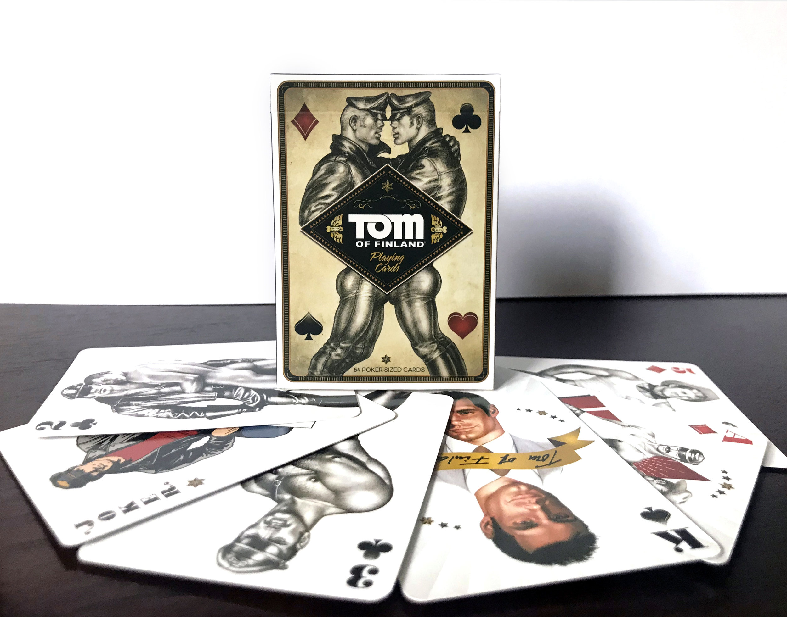 Tom of finland playing cards leather.JPG