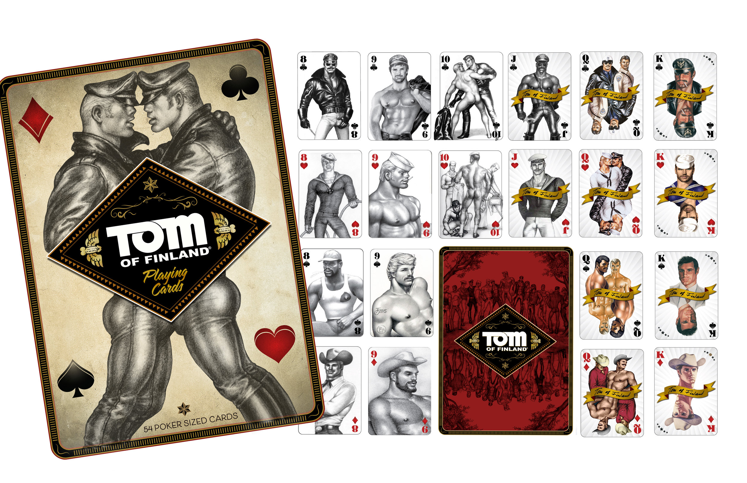 Tom of Finland poker card set.jpg