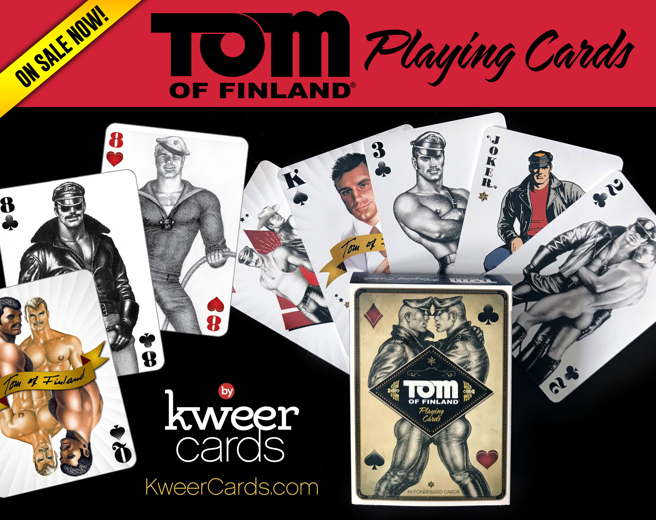 Tom of finland playing cards Kweerr cards.jpg