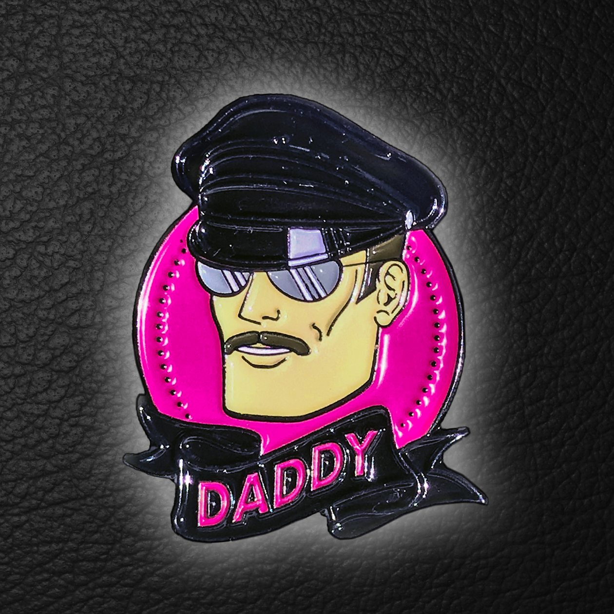And check out our DADDY pin too! -