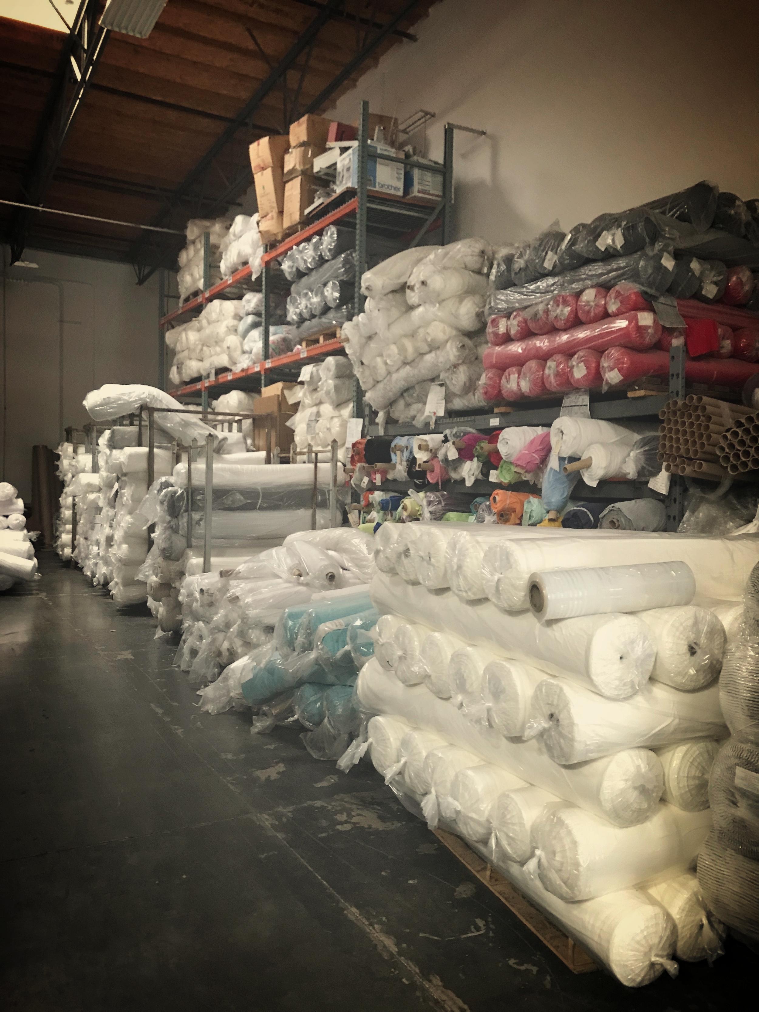 Garment Manufacturing Los Angeles Ca