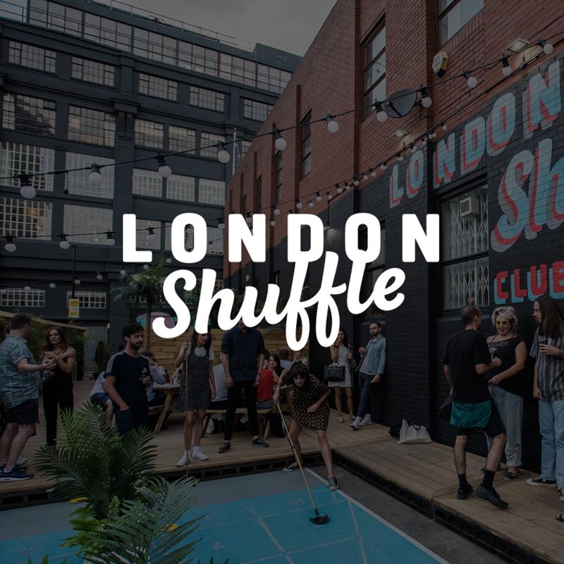 LONDON SHUFFLE CLUB, SHOREDITCH