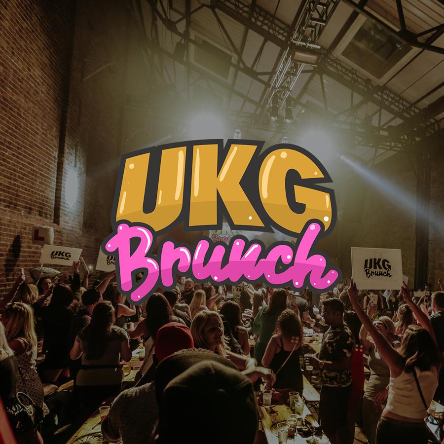 UKG BRUNCH, LONDON AND BRIGHTON