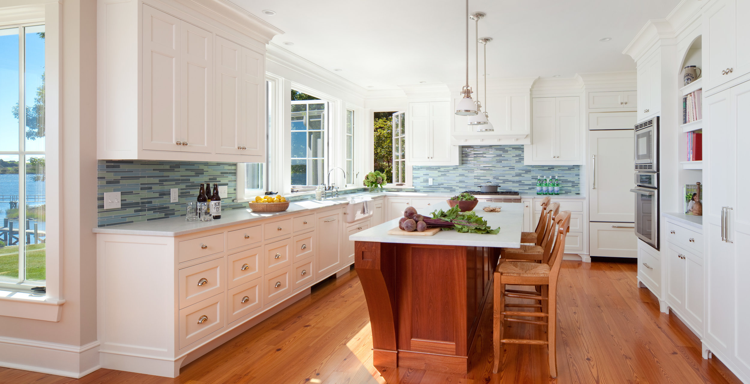 Jacob Talbot Builders - Drift Rd kitchen