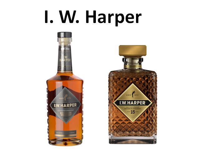 I. W. Harper brands
