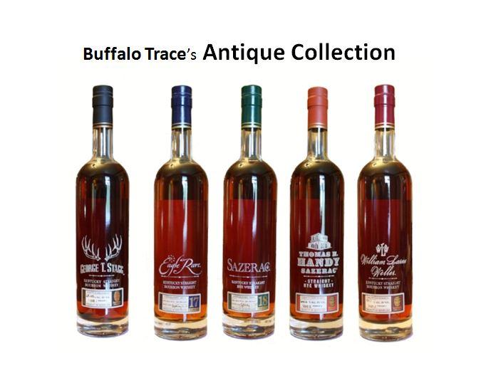 Buffalo Trace Antique Collection