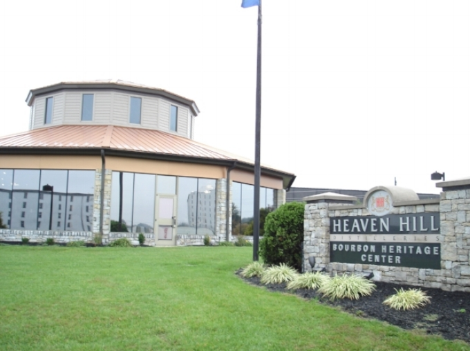 "In  2004  Heaven Hill opened the   ""Bourbon Heritage Center""   on the property where the old distillery was destroyed by fire in 1996, for guided tours, historic exhibits and events."