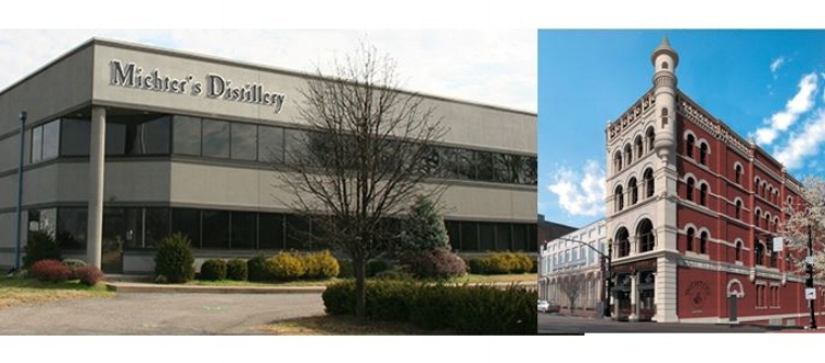 Michter's 67,000 square ft   Distillery in Shively, Kentucky   and their Corporate Headquarters in Louisville.
